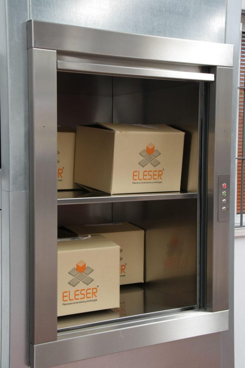 Mini Goods Lift - We provide solutions for vertical transport of